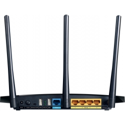 Router TP-Link Dual Band A1750 Archer C7 802.11ac 4-Port Gigabit