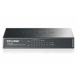 Switch TP-Link TL-SG1008P 4-Port PoE Gigabit 4-Port Gigabit 53W