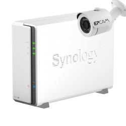 Synology DS115j + Kamera IP EPCam 2,1Mpx EP2036BP