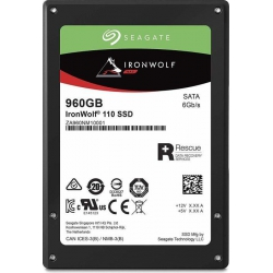 Dysk Seagate IronWolf 110 SSD 2.5'',960GB